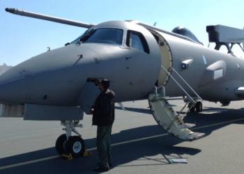 ERJ 145 AEW & C IAF