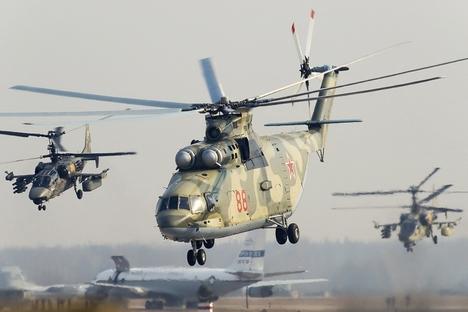 Mil Mi-26 KUBINKA 2009