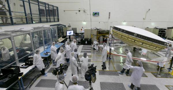 NASA-low-density-supersonic-decelerator