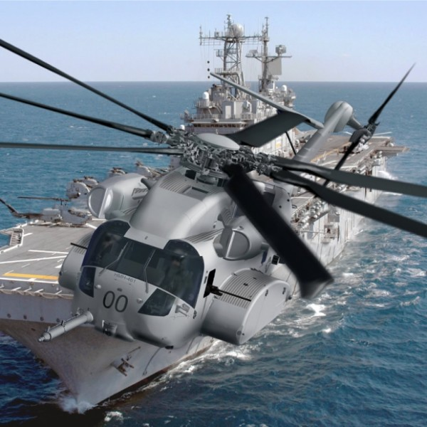 CH-53K USMC