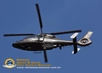 HM-1 Pantera K2 durante avaliação em Taubaté