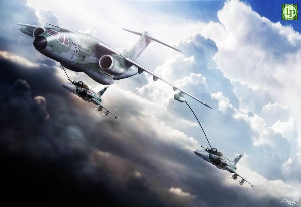 KC-390_Gripen