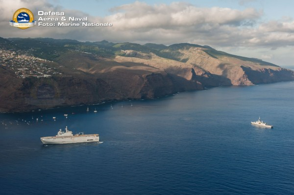 Saint-Helene-island