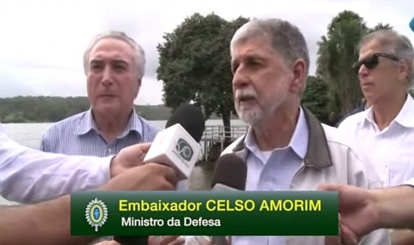 celso amorin