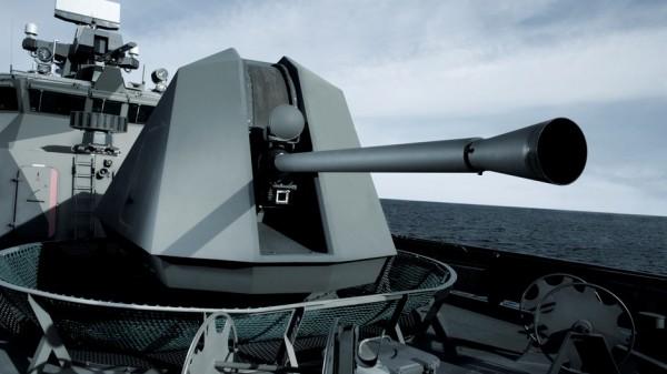BAE Systems Bofors 57Mk3 Naval Gun