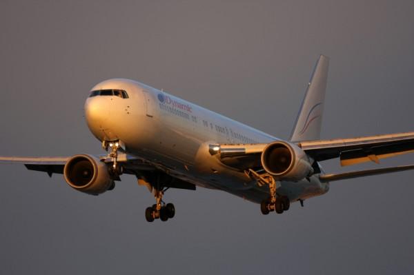 Dynamic Airways Boeing 767