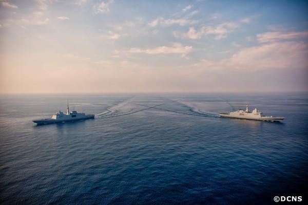 FREMM_seatrials_2_vessels_DCNS_1