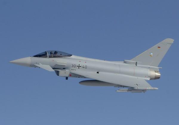 Eurofighter Air to Air
