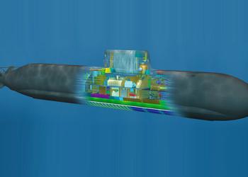 Projeto do submarino alemão da HDW Type 216
