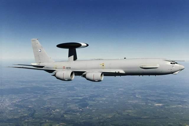 E3-F AWACS K64868. (Foto Boeing)