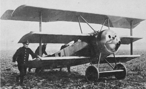 Fokker_DR-I