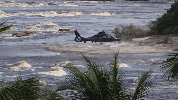 HM-1 Pantera K2 durante avaliação em Manaus