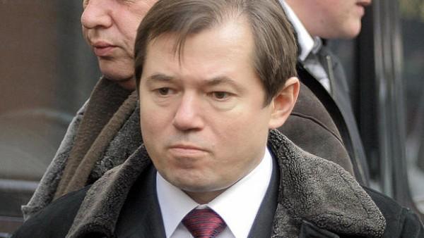 Assessor Econômico de Putin - Sergei Glazyev