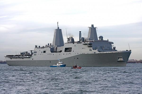USS New York LPD-21