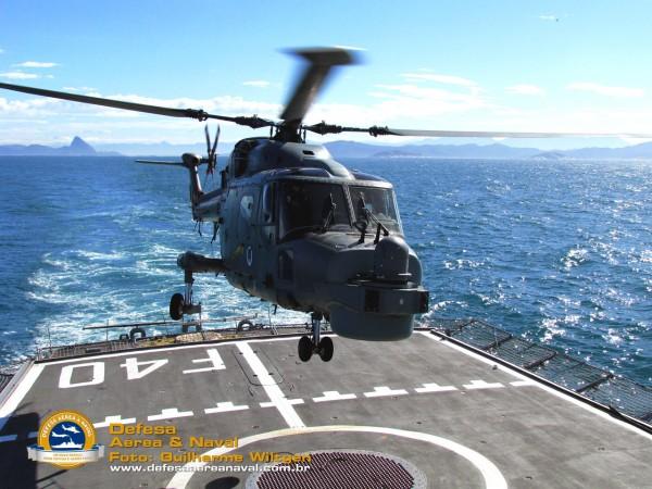 AH-11A Super Lynx