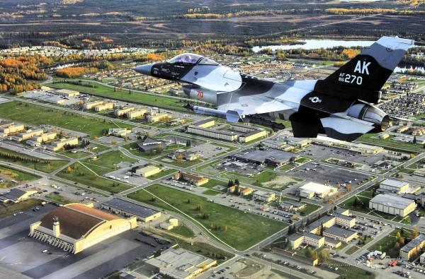 F-16C 18th Agressor Squadron