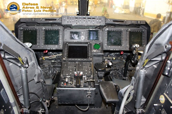 MV-22 Osprey Cockpit