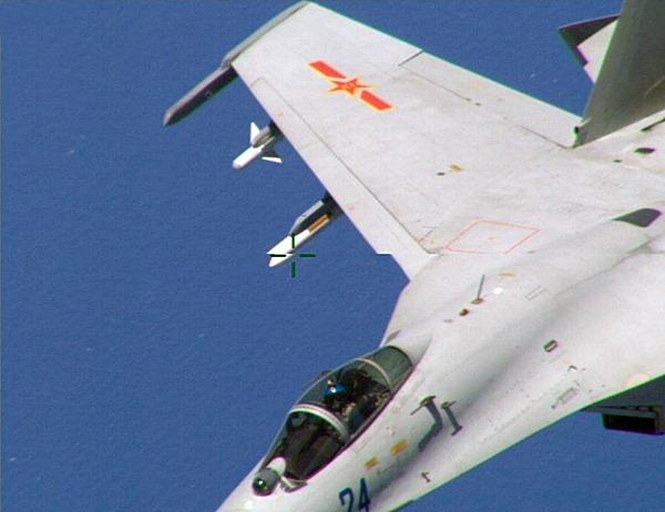Shenyang J-11B -1