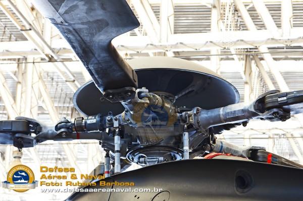 Cabeça do Rotor HM-4