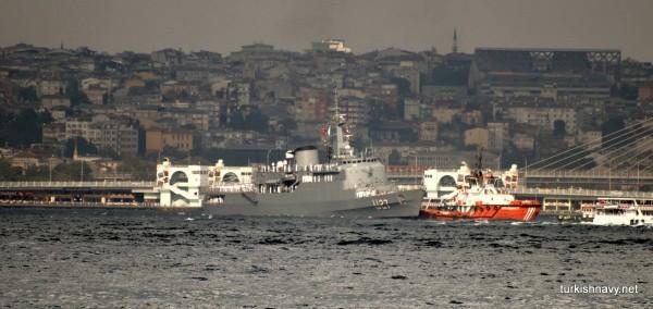 NE Brasil em Istanbul