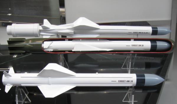 AM-39 e SM-39