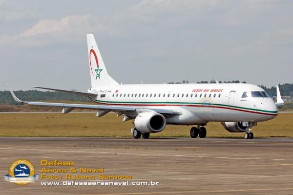 EMBRAER E190 ROYAL AIR MAROC 86971280