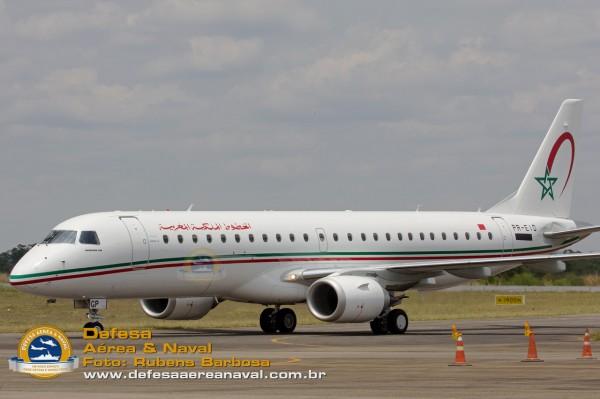 EMBRAER E190 ROYAL AIR MAROC 90881280