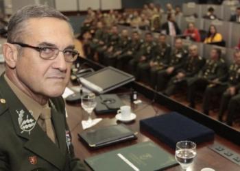 General Eduardo Villas Bôas, comandante do Exército (Marcelo Camargo/Agência Brasil)