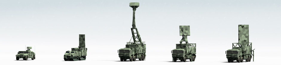 Radares da Saab