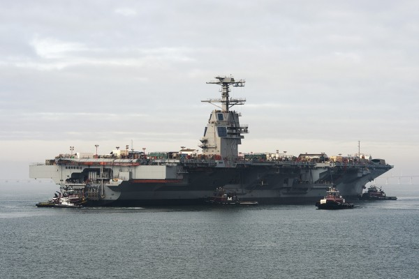 USS Gerald R. Ford (CVN-78)