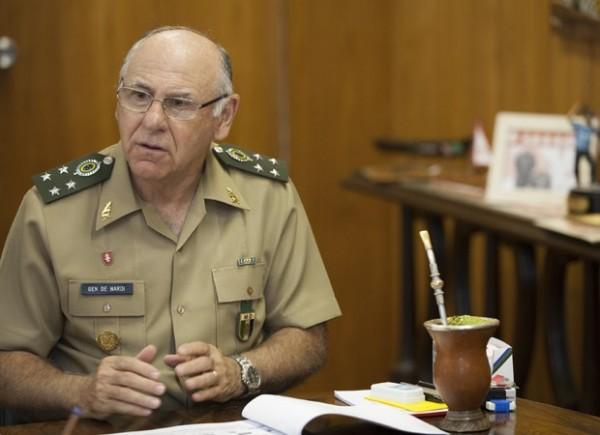 general José Carlos De Nardi