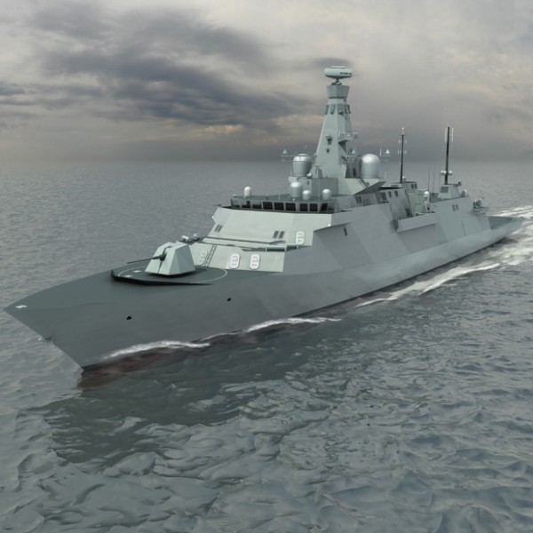 BAE Systems, Type 26, T26, Global Combat Ship