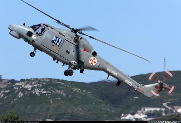 Super Lynx Mk95