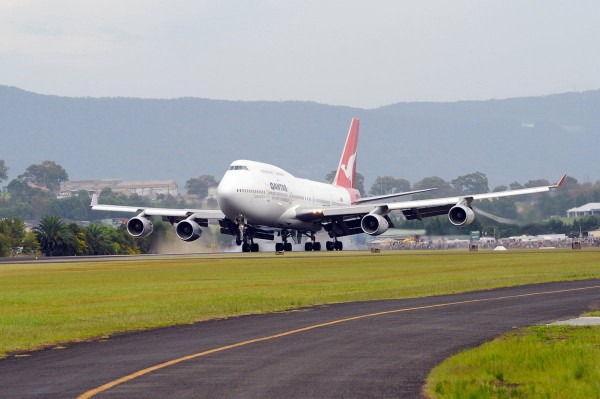 747-400 VH OJA 1