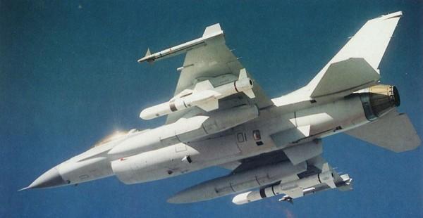 F-16 harpoon
