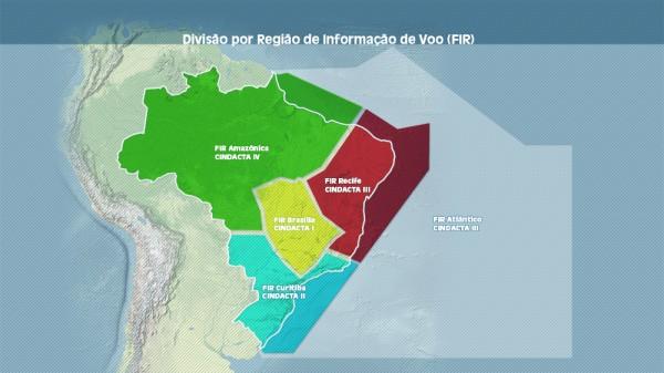 Mapa-FIR