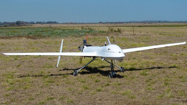 drone invap
