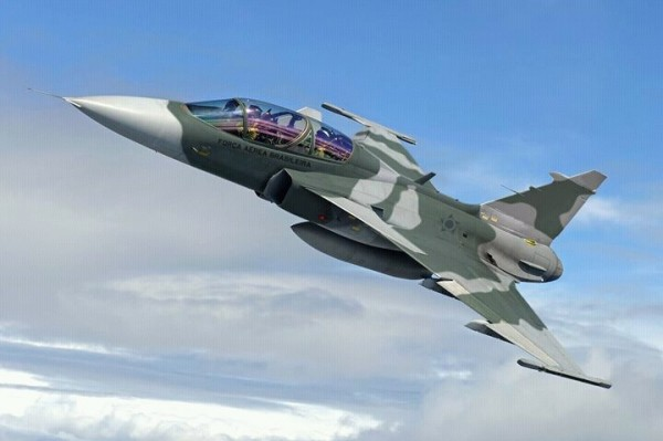 F-39 Gripen
