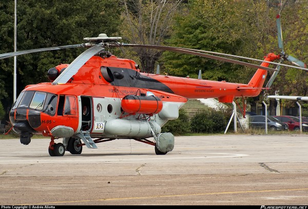 Mi-17 H-95-FAA