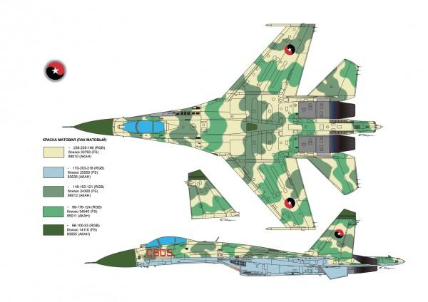 Su-27-30 angola