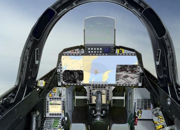 cockpit Gripen Br