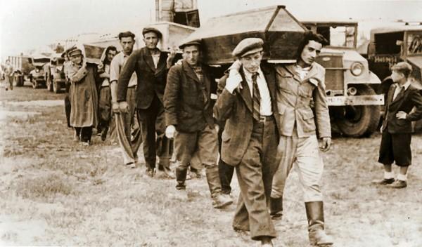 pogroms na polonia