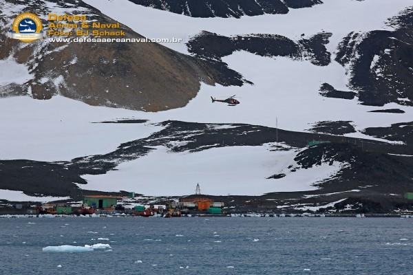 Estação Antártica Comandante Ferraz-1