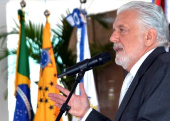 Ministro da defesa Jaques Wagner - Foto: Jorge Cardoso