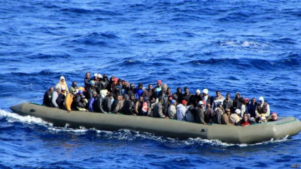 imigrante mediterraneo