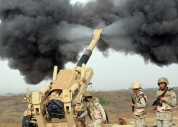 © AFP 2015/ FAYEZ NURELDINE Arábia Saudita concentra material bélico na fronteira com Iêmen na véspera de trégua