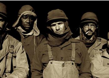 """Fruto de uma coprodução entre Brasil, Itália e Portugal, """"A Estrada 47"""" conta a história fictícia de quatro combatentes que formaram a Força Expedicionária Brasileira (FEB)"""