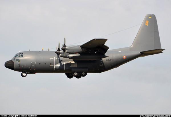 C-130 Armée de L'air
