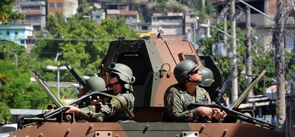 Exército Brasileiro Maré