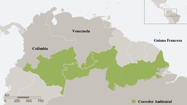 mapa amazonia